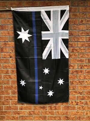 Australian Thin Blue Line Flag