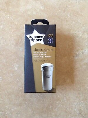 Tommee Tippee Closer to Nature Perfect Prep Replacement Filter (NEW)