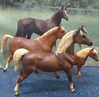Breyer Vintage Horse Models Lot