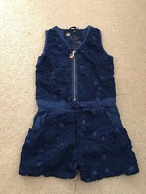 Girls Summer Playsuit Age 2 Years