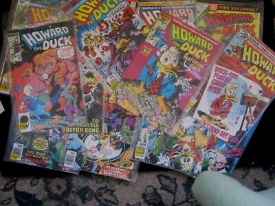 Marvel   Howard The Duck  Uscomics  13