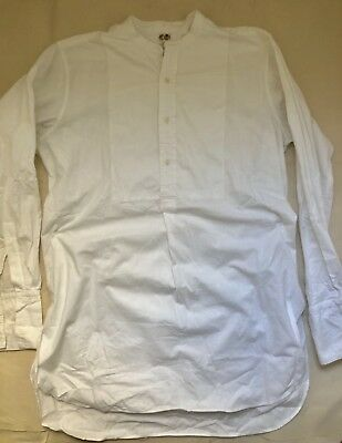 Cc41 vintage dress shirt by Masterwood 1940s
