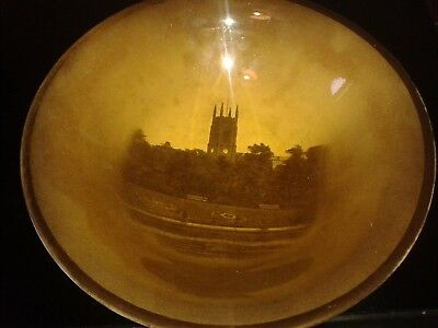 UA Beautiful 1891-1910  Ridgways Bowl Featuring Scene From Huddersfield