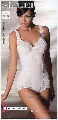 BODY LACE UNDERWIRE C CUP SIèLEI ART. 978