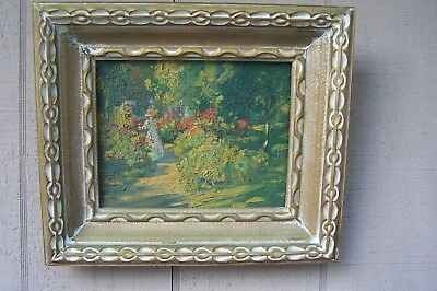 oil painting.American artist.Martin Petersen.early 20th century.landscape.