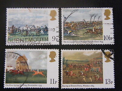 1979 - Horse Racing - used set