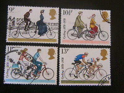 1978 - Cyclists - used set