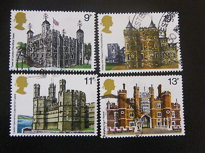 1978 - British Architecture - used set