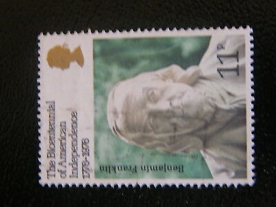 1976 - Bi-centenary of American Revolution - used
