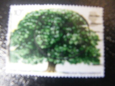 1974 - British Trees (10p version ) - used