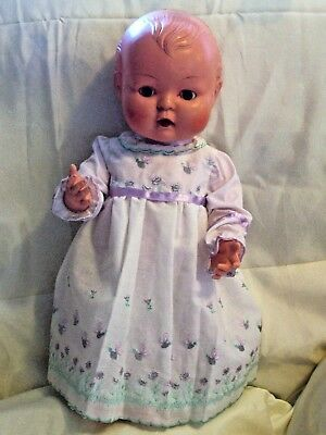 Vintage Kader Baby Doll 20 1/2 Inches Tall.- reduced $150 to $60 see description