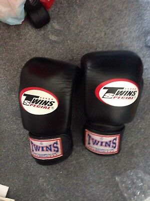 Twins Special 8oz Thai Boxing Gloves