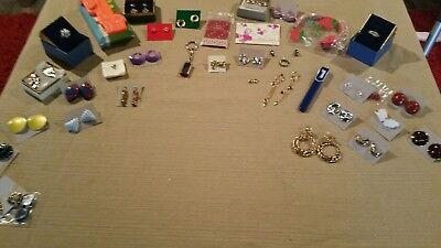 Vintage Mixed Lot of Avon Jewelry and Miscellaneous Items - NIP