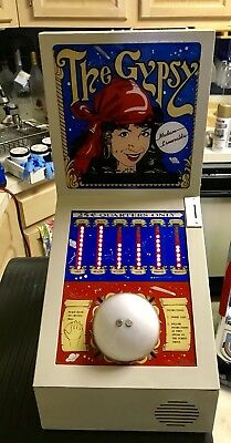 Talking Fortune Teller Coin Operated