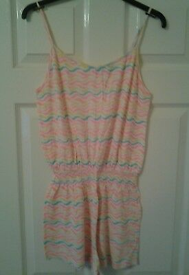 Girls Playsuit By Young Dimension Age 12-13 Years