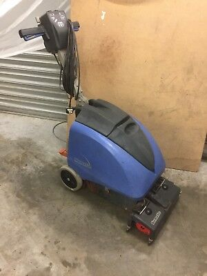 Numatic ttq1535 compact Scrubber Dryer floor cleaning machine floor buffer