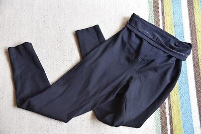 A Pea In The Pod Maternity Pants Leggings Skinny Stretch Large