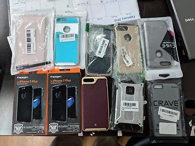 iphone 7 plus shockproof case lot of 10