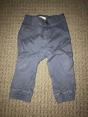 Country Road Baby Boy Chino Pants Size 12-18 Months