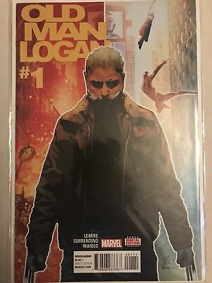 Old Man Logan Issue 1 - First Print (excellent condition)