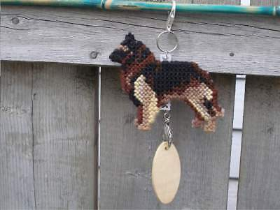 Belgian Tervuren dog crate tag or hang anywhere handmade sign any day ornament