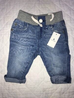 New Gap 0-3 Month Jeans Baby