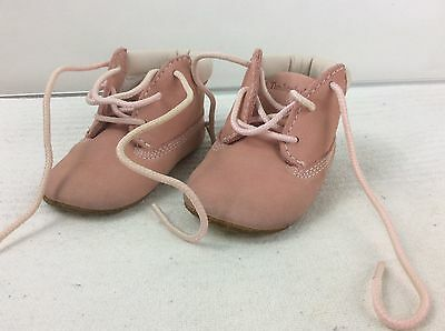 Baby Girls Pink Timberland Boots Infant Size 1.5