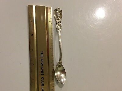 Sterling Silver Spoon By Reed & Barton-Francis The First
