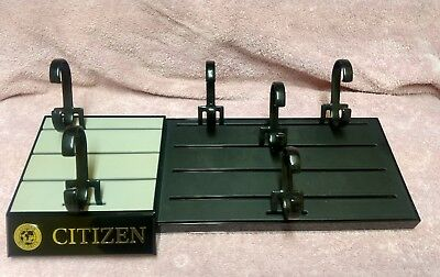 Citizen (L&r) Eco-Drive Retail Store Display Watch Stand