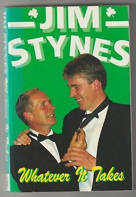 LOT OF ELEVEN FOOTBALL BOOKS. AUTOBIOGRAPHIES, BIOGRAPHIES. STYNES,DUNSTALL etc.