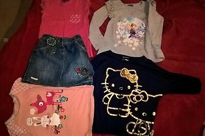 Lovely girls 4-5 years bundle, 21 items