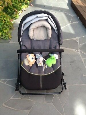 Steelcraft Baby Rocker / Bouncer With Toys - GREAT CONDITION