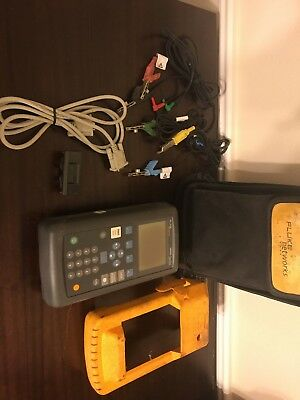 Fluke Networks 990DSL CopperPro GOOD CONDITION, WIDE BAND TDR