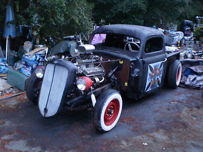 1941 Ford Model A  rat rod project
