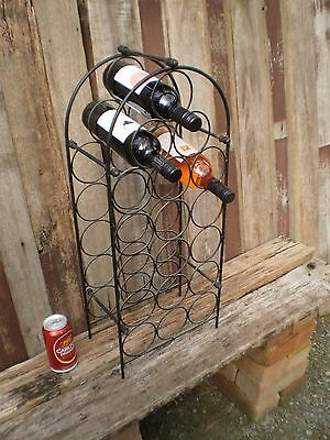 Wine Rack - Holds 18 Bottles