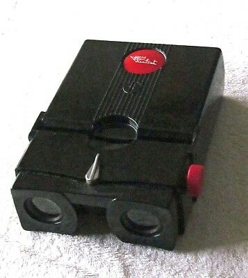 STEREO REALIST STEREOSCOPIC VIEWER - MODEL ST-61 (Red Button)