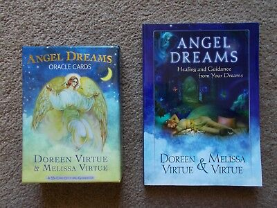 Angel Dreams Card Deck and Book by Doreen Virtue