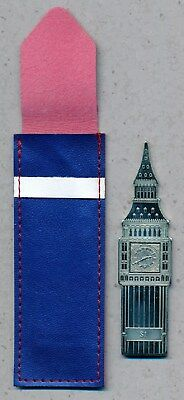 2016 - British Virgin Islands, 1 Dollar (Big Ben Shaped Coin - with Pouch)