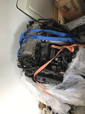 JDM RB25DET R33  Series 2 Nissan Skyline RB25 2.5L Turbo Engine MOTOR