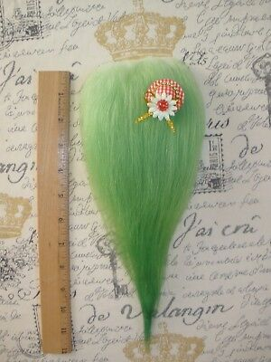 Troll Doll Wig Hair Mohair Replacement for Vintage or New Dam Scandia Wishnik 4