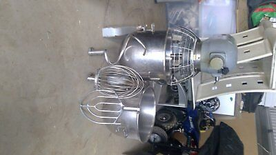 Planetary Mixer, 20 Litre, Heavy Duty, Hobart, Commercial Bakery Equipment