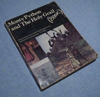 Monty Python and The Holy Grail (Book) Second edition 1979