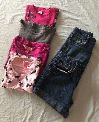 Girls Size 10 Mixed Summer Clothes Lot - Great Condition