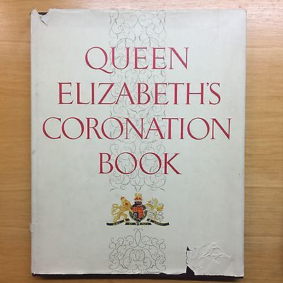 Queen Elizabeth's Coronation Book