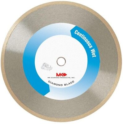 7 inch Wet Cutting Continuous Rim Diamond Blade For Chip Ceramic Tile Marble