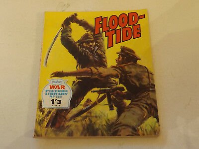 WAR PICTURE LIBRARY NO 589!,dated 1970!,V GOOD for age,great 48!YEAR OLD issue.