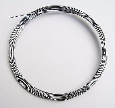 "Piano Wire-9m length(29ft 6"") 39 DIAMETERS TO CHOOSE FROM-Zither-Autoharp"