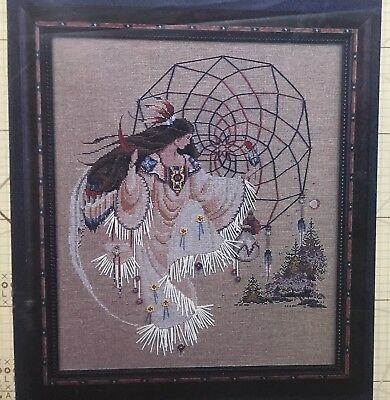 Assorted Cross Stitch Collection Patterns. Sorted by theme- Native American