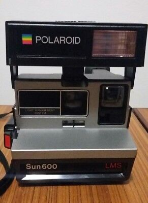 Polaroid Sun 600 Land Camera