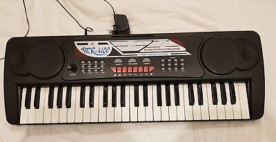 Multifunctional Electronic Keyboard